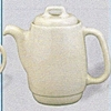 Lock-Top Ceramic Tea Coffee Server 12oz