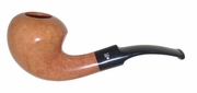 Butz-Choquin Tobacco Pipe Rolando 2 Natural / Orange Finish