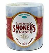 "Lord Byron's Smoker's Candle 3""  Unscented"