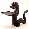 Dragon CEO Business Card Holder  Cast Iron