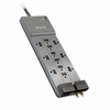 Belkin Professional Series SurgeMaster Surge Protector, 12 Outlets, 8ft Cord
