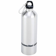 Water Bottles  Aluminum,  Stainless Steel, Acrylic