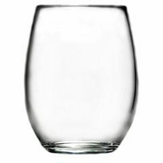 Luminarc Perfection Stemless Wine Tumbler 21oz  12pc.