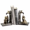 Thirsty Squirrel Bookends