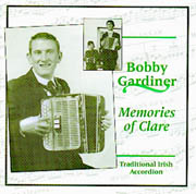 Bobby Gardiner - Memories Of Clare