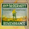 John McDermott - Remembrance