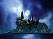 Full Moon at Hogwarts Canvas - Warner Bros. By Clampett Studios