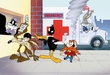 Looney Tunes Emergency (Bugs Daffy Wile & Yosemite) - Warner Bros. By Clampett Studios