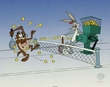 Bugs Bunny & Taz - Tennis Anyone? - Warner Bros. By Clampett Studios