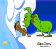 Grinch & Max  LE 1/1 - How The Grinch Stole Christmas