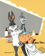 Rabbit of Seville II - Bugs Bunny Art