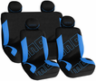 Momo Front Low-Back & Rear Seat Cover Set (4 Piece)