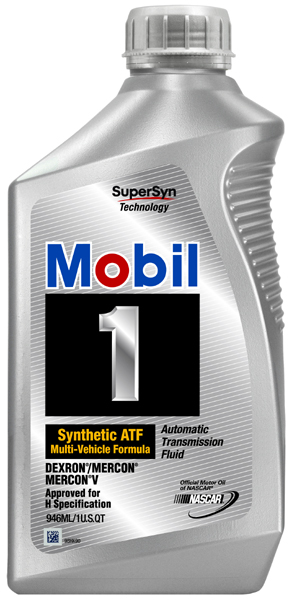 Mobil 1 Synthetic Automatic Transmission Fluid