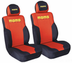 Momo Front Low-Back Mesh Seat Covers (Pair)