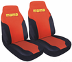 Momo Front High-Back Mesh Seat Covers (Pair)