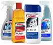 Sonax Car Wash, Wax & Tire Care Kit
