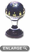 Small Suction Cup Compass
