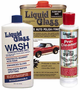 Liquid Glass Ultimate Auto Polish & Wash Kit