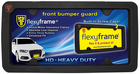 Heavy-Duty FlexyFrame License Plate Frame & Bumper Protector