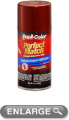 Ford/Lincoln/Mazda Metallic Merlot Auto Spray Paint - FX (1993-2008)
