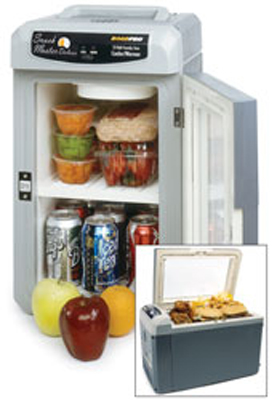 12-Volt 18 Qt. Deluxe Family Size Cooler/Warmer