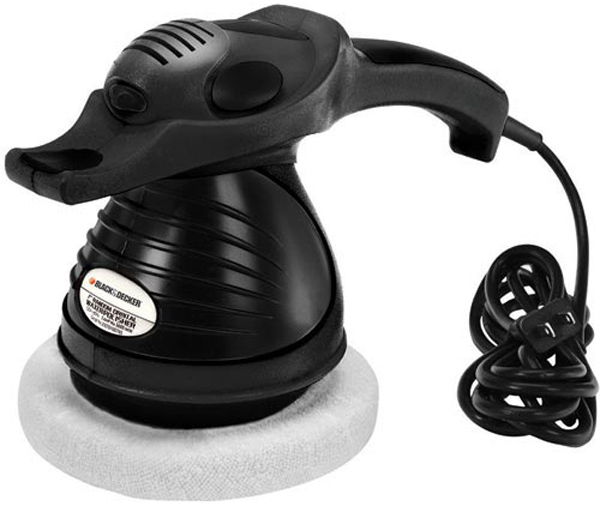 "Black & Decker 7"" Waxer / Polisher"