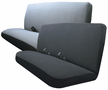 Terry Velour Bench Seat Covers
