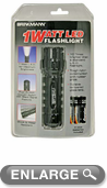 Brinkmann 1 Watt L.E.D. Flashlight