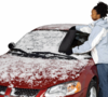 Classic Auto Snow Windshield Cover