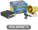 Wolo Animal House Electronic Horn & PA System