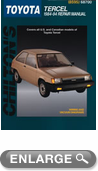 Toyota Tercel (1984-94) Chilton Manual