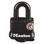 Weather Tough Covered Steel Padlock