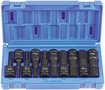 "1/2"" Drive Impact Hex Driver Metric Set - 10 Piece"