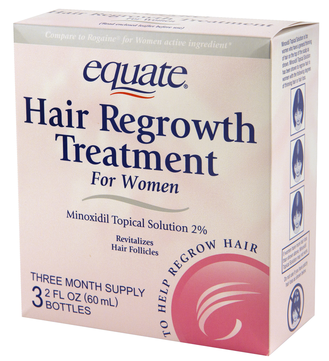 Regaine For Women 3 Months Supply For Women 3 Month Supply