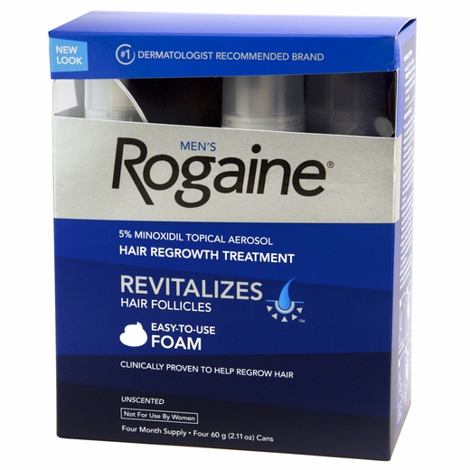 Rogaine ultimate hair loss remedy