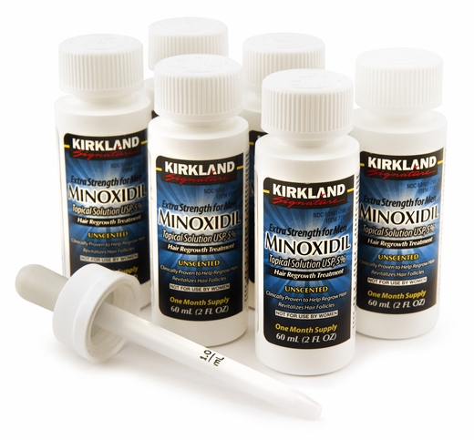 5% Minoxidil Liquid - 6 Months Supply