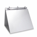 "Machina Aluminum 1"" Easel Binders"