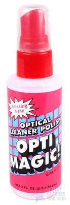 Opti Magic Optical Cleaner and Polish