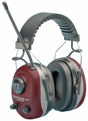 Elvex QuieTunes 660 AM/FM Battery Ear Muff