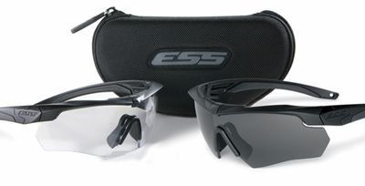 ESS Crossbow 2X Ballistic Eyeshield Kit (Unit Issue)
