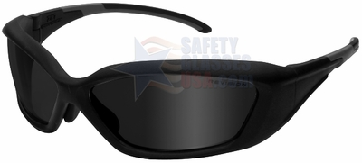 Revision Hellfly Ballistic Sunglasses with Matte Black Frame and Smoke Lens