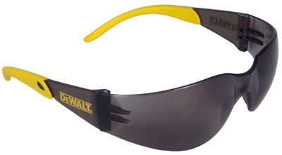 DeWalt Protector Safety Glasses with Smoke Lens