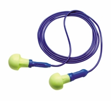 EAR Push-Ins Corded Earplugs NRR-28 (500-Pr Box)