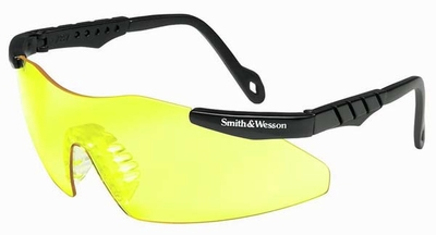 Smith & Wesson Magnum Safety Glasses with Yellow Lens