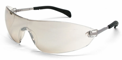 Crews Blackjack Elite Safety Glasses with Indoor-Outdoor Lens