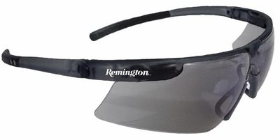 Remington T-72 Safety Glasses with Smoke Lens