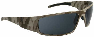 Gatorz Magnum Sunglasses with Digi Desert Frame and Grey Polarized Lens
