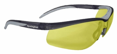 Remington T-71 Safety Glasses with Amber Lens