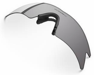 Oakley M Frame Sweep Gray Replacement Lens