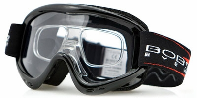 Bobster MX3 Off-Road Goggle with Rx Insert